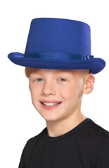 Kids top hats