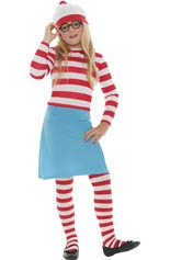 Where's Wally Girl